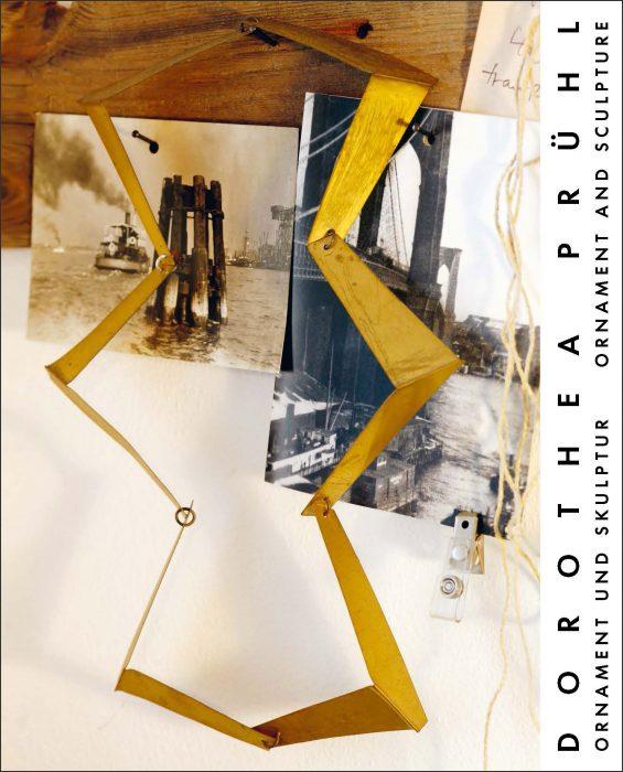 Cover Dorothea Prühl. Ornament und Skulptur