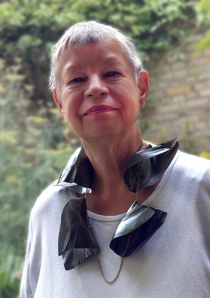 Dorothea Prühl - Collier Raben im Kreis (2020)
