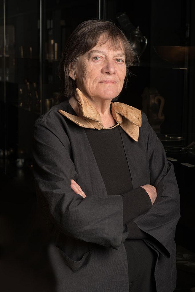 Dorothea Prühl - Collier Zwei große Vögel (2020)