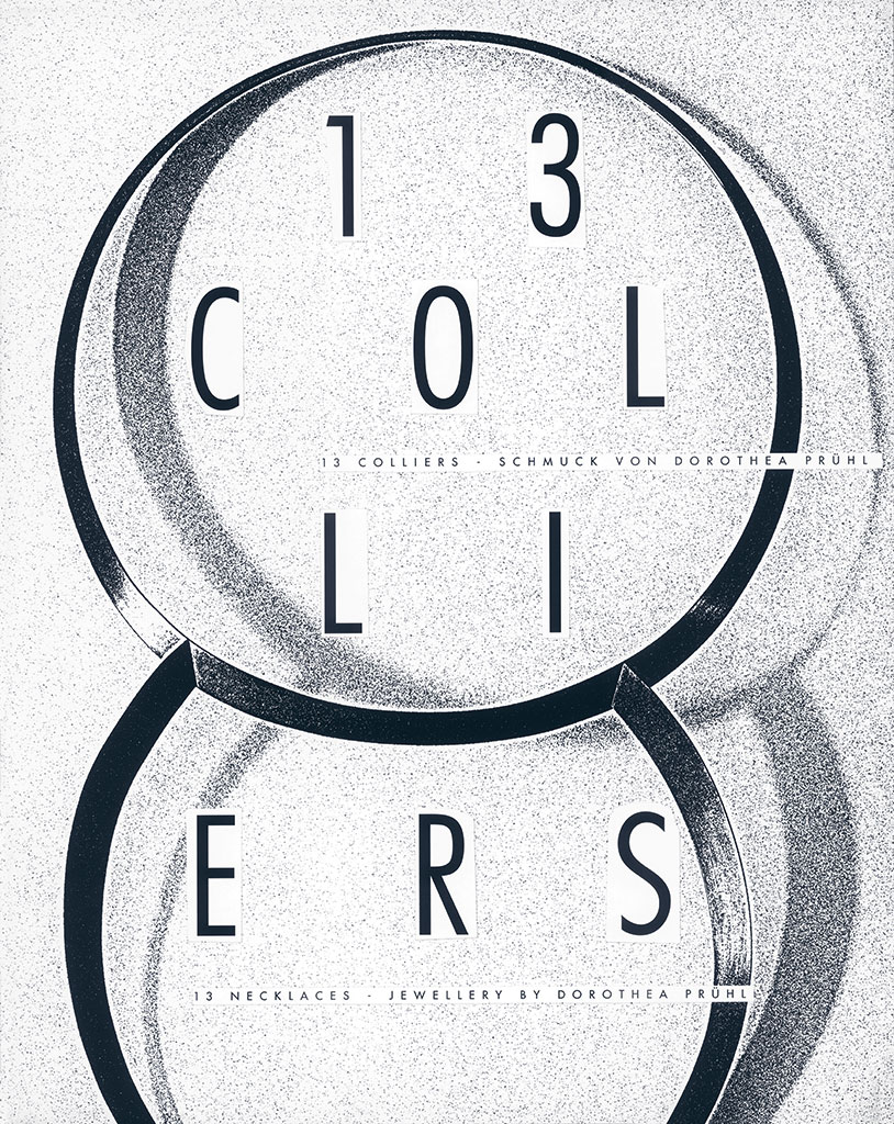 13 Colliers. 2000. Cover