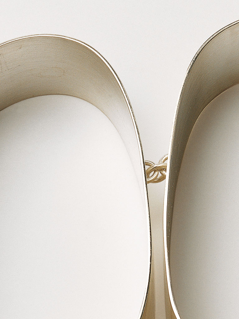 Dorothea Prühl - Collier Drei (2000) - Detail