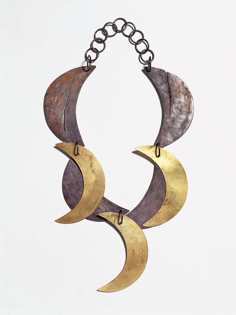 Dorothea Prühl - Collier Mond (2003)