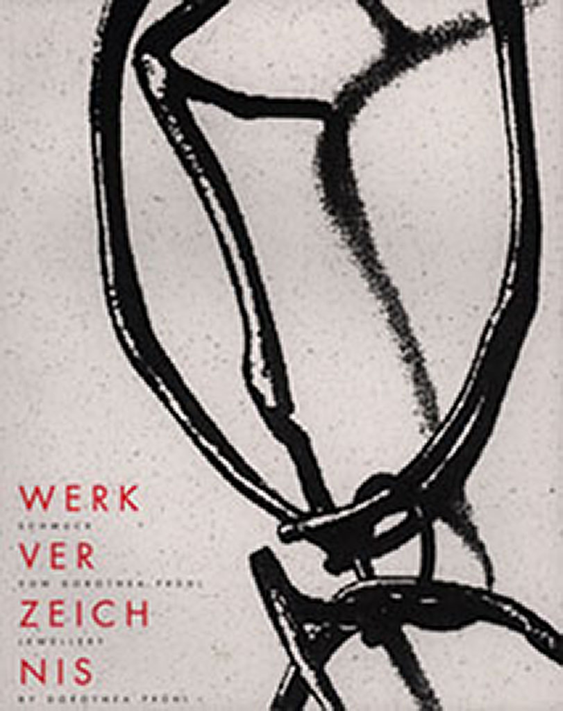 Werkverzeichnis. 2004. Cover